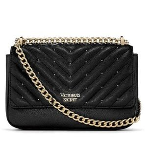 NEW Victorias Secret Pebbled quilted Crossbody bag